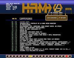 HAWK AMIGA MAGAZINE: La Revista para Amiga en formato Disco | Commodore Spain