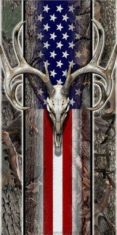 American Flag Wallpaper, Deer Wallpaper, American Flag Wood, Eagle Drawing, Patriotic Pictures, Deer Skulls, Cornhole Boards, Wildlife Art, Country Girls