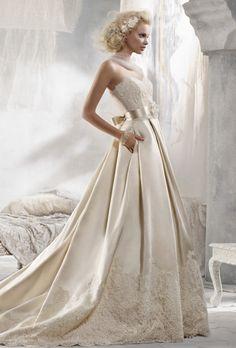 Alvina Valenta - 9215 | Wedding Dresses Photos | Brides.com