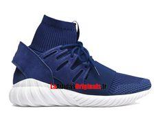 Adidas Originals Tubular Doom PK - Chaussures Pas Cher Pour Homme/Femme Deep Blue/Blanc S80103-Boutique Adidas Originals de Running (FR) - LaAdidasOriginals.fr
