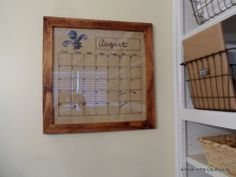 I made a dry erase calendar board from an old picture frame and burlap. Instead of buying dry erase markers, I just use a Sharpie instead. Sharpie Crafts, Sharpie Pens, Diy Crafts, Sharpies, Burlap Crafts, Sharpie Projects, Calendar Board, Diy Calendar, Classroom Calendar