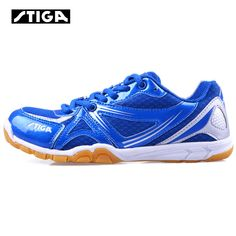 hot sale online 5e545 fb8cc Genuine stiga table tennis shoes sports shoes sneakers for men and women  comfortable breathable professional sports shoes
