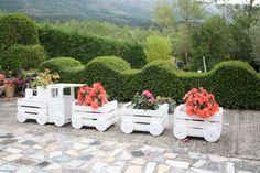 Fa Vonat Garden Planter