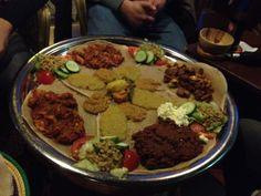 Delicious! @Abyssinia, Amsterdam, NL