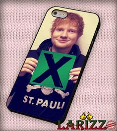 "ed sheeran logo green cool for iPhone 4/4s, iPhone 5/5S/5C/6/6 , Samsung S3/S4/S5 Case ""08"""