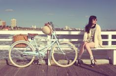 CURITIBA CYCLE CHIC: Cycle Style - Spring/Summer editorial