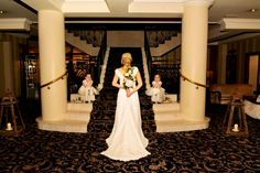 Our Classically Appointed Design Is Perfect for Your Wedding Day!