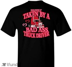 @ My crazy life as a trucker wife. Truckers Girlfriend, Wife And Girlfriend, Truck Driver Wife, Truck Drivers, Tow Truck, Big Trucks, Wife Quotes, Shirt Quotes, Mens Trucker Hat