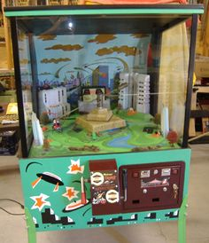 Repair and Restoration Services, arcade games, jukebox and other antiques Retro Arcade Machine, Arcade Game Machines, Arcade Games, Vending Machines, Pinball Wizard, Penny Arcade, Fun Fair, Fire Emblem Awakening, Carnival Games
