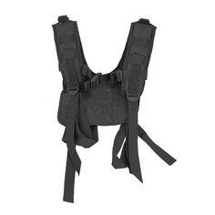 H-Harness - Color: Black