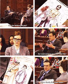 Marshall :)  how i met your mother #himym