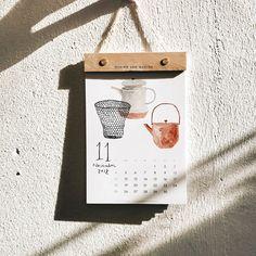 HUGINN AND MUNINN's 2018 calendar