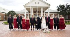 Great picture and love the comfy shoes for the reception