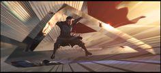 ArtStation - Doctor Strange Keyframe work, ryan lang