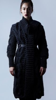 Patrón para tejer chaqueta a crochet -