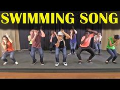 Brain Breaks - Action Songs for Children - Swimming Song - Kids Songs by The Learning Station