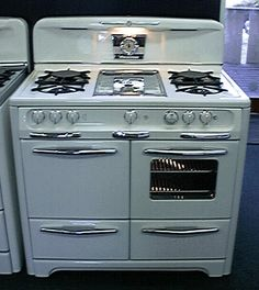 1950 Tappan gas stove Antique Pinterest Gas stove