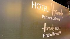 Turns out we stayed next door to the site of the new Harrods Hotel Kuala Lumpur.