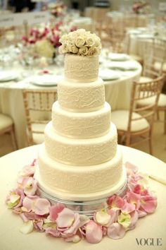 This is gorgeous. Love the cake and the table set up!
