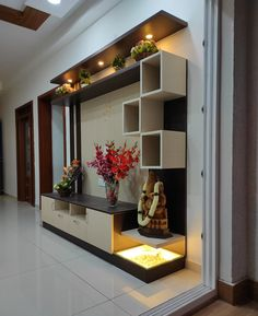 Living Room Partition Design, Pooja Room Door Design, Room Partition Designs, Tv Wall Design, Home Room Design, Ceiling Design, Tv Unit Furniture Design, Tv Unit Interior Design, Bedroom Furniture Design