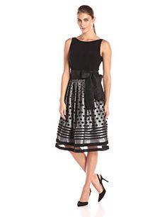 S.L. Fashions Women's Sleeveless Dot Striped Fit and Flar... https://www.amazon.com/dp/B014VY5X8E/ref=cm_sw_r_pi_dp_OPkAxbEDPEBDN