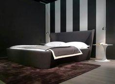 PAPILIO BED DESIGN BY NAOTO FUKASAWA @ IMM COLOGNE 2014 #BEBITALIA #IMMCOLOGNE #NAOTOFUKASAWA
