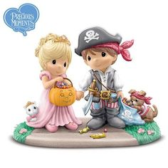 Precious Moments You're My #1 Treat! Halloween Collectible Figurine by The Hamilton Collection by Hamilton, http://www.amazon.com/dp/B001SJ2CLW/ref=cm_sw_r_pi_dp_s.5Kqb0YMNTWT