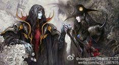 Vampire Hunter D, Anime Guys, Manga Anime, Anime Art, Gothic Fantasy Art, Dark Fantasy, Male Character, Character Design, Vampire Stories