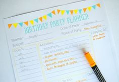 5 Birthday Party Ideas For Teenagers