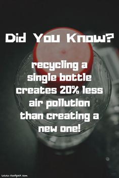 Recycling Fun Facts - A little can go a long way. Save the planet, save the environment, save our oceans, recycling fun f - Save Planet Earth, Save Our Earth, Our Planet, Save The Planet, Slogan, Save Environment, Environment Quotes, Save Mother Earth, Earth Quotes