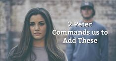 """We don't often think of """"adding things to our faith,"""" but this Scripture passage commands it. Do you know what 7 things we are supposed to add? This devotion explains. Biblical Verses, Prayer Scriptures, Faith Prayer, Prayer Quotes, Faith In God, Bible Quotes, Spiritual Encouragement, Words Of Encouragement, Bible Topics"""