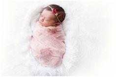 {Newborn Studio Shoot} All this Grace in a sweet little face
