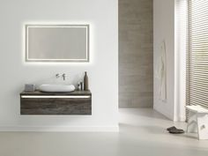 The Exclusive XL is for those who are looking for a contemporary bathroom cabinet and wish to give their bathroom an individual style. Bathroom Furniture, Wooden Bathroom, Contemporary, Cabinet, Mirror, Counter, Home Decor, Bathroom Makeovers, Bathing