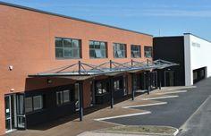 Bespoke canopy walkway at Keelman's Way School, Tyne & Wear