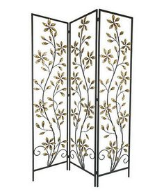 Another great find on #zulily! Jeweled Flower Room Divider #zulilyfinds