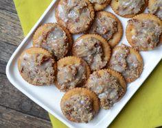 Party Recipe: Chewy, Sweet & Salty Ritz Cracker Cookies