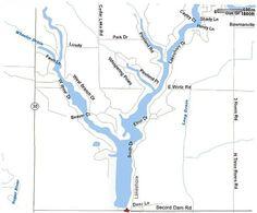 Cedar River Cedar River Gladwin Michigan River