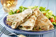 5 RECETAS DE QUESADILLAS - MEXICANAS recetas http://www.taringa.net/post/recetas-y-cocina/19323991/5-Recetas-de-Quesadillas-saludables-gastronmia-Mexicana.html