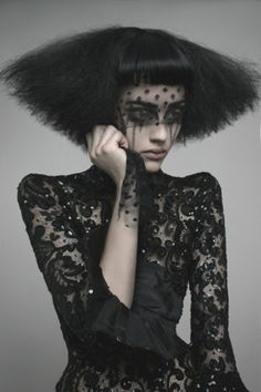 Vogue Italia - Power of Black