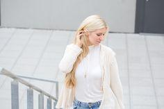 Mein neues Herbstoutfit von Zara heute im Blog