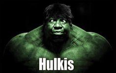 Hulkis - Mussum