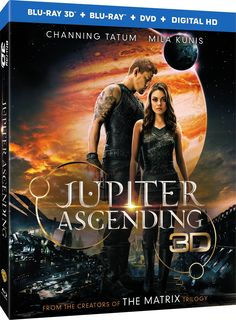 Jupiter Ascending preferably in Bluray (3D isn't necessary...)