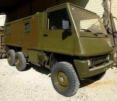 Bucher Maserati, Bugatti, Ferrari, Swiss Army, Van Life, Military Vehicles, Offroad, Camper, Monster Trucks
