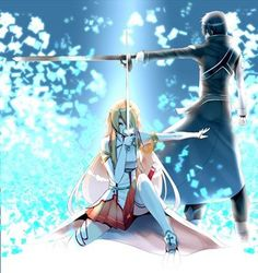 Asuna & Kirito - By Sword Art Online ღ