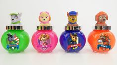 PAW PATROL SLIME PUTTY! Stretchy Squishy Blue Pink Chase & Skye Toy Surprises for Kids Learning. We learn the colors orange green red blue pink and purple. Our characters are Chase Marshall Skye  Zuma Rubble and Rocky from Paw Patrol.  This is an educational learning video with toys that can help with eye-hand coordination fine motor skills and learning English as a second language (ESL).  Subscribe here to never miss a video…