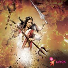 Goddess Parvati will soon take the Brhamari Devi avatar to help #Mahadev destroy Arunasur!