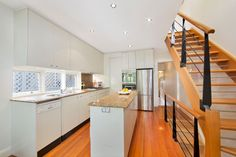 A modern interpretation of a period form - 286 Young Street Annandale at Pilcher Residential