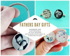 Fathers Day Gifts - Handmade and Awesome