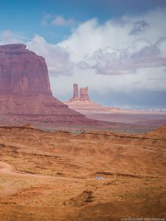John Ford Point in Monument Valley (Arizona)