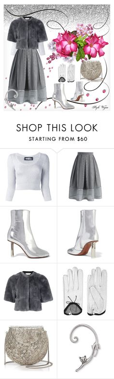 """""""So chic"""" by lamipaz ❤ liked on Polyvore featuring Jeremy Scott, Chicwish, Vetements, Marni, Causse and From St Xavier"""